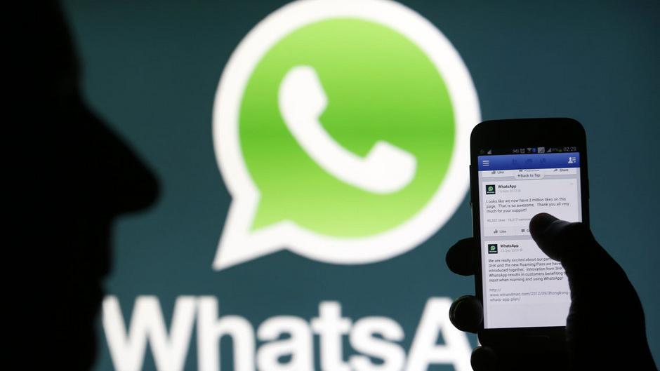Ein Viertel der Firmen nutzt WhatsApp geschäftlich.