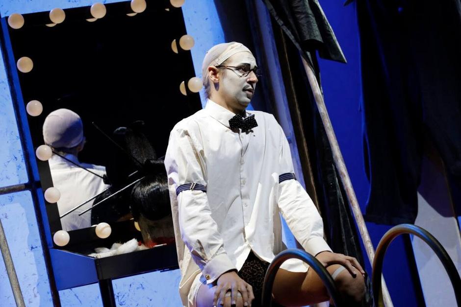 Bei der Oper Turandot von Giacomo Puccini bekleidet Wolfgang Stefan Schwaiger die Rolle des Kanzlers Ping.