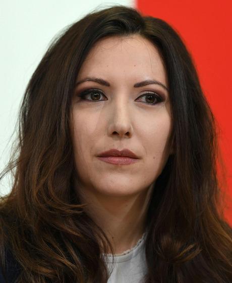 Die Wiener Nationalratsabgeordnete Petra Steger ist auf Platz drei der Kandidatenliste.