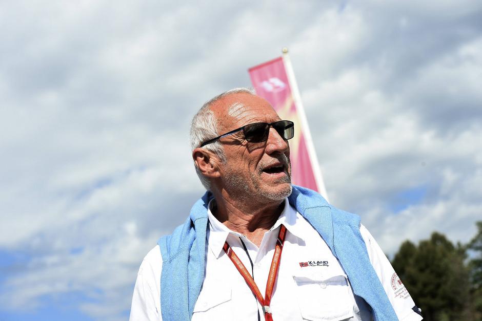 Red-Bull-Chef Dietrich Mateschitz.