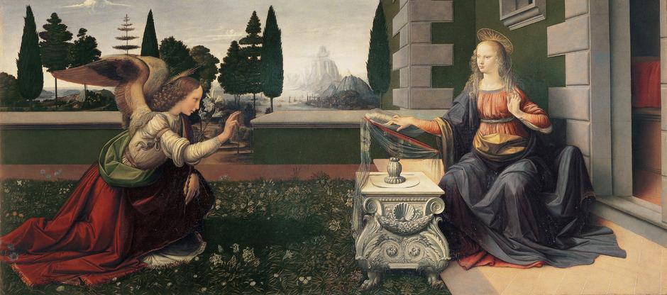"""""""Schlimm steht es um den Schüler, der seinen Lehrer nicht übertrifft"""", soll Leonardo einmal gesagt haben."""