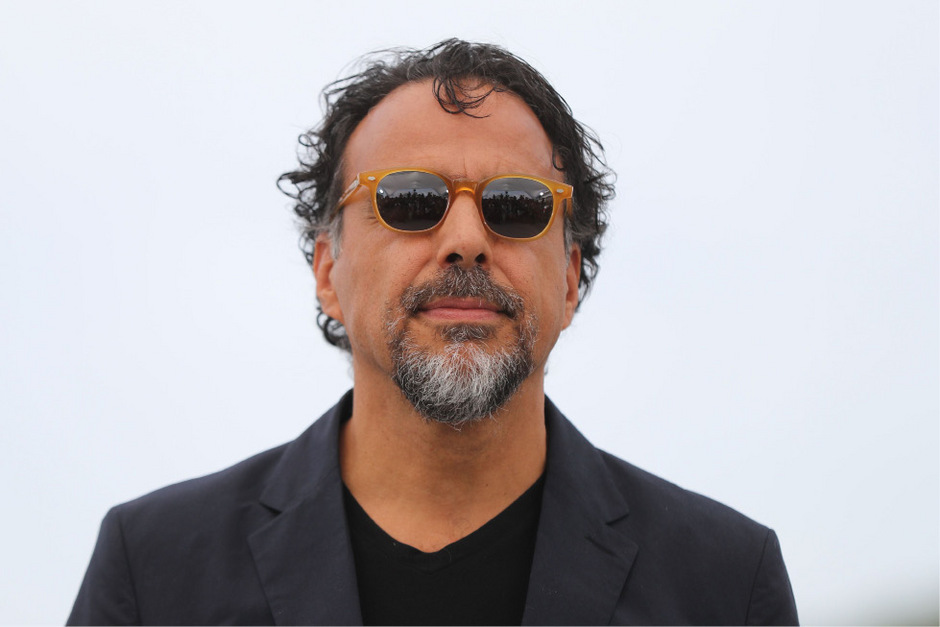 Regisseur  Alejandro González Inarritu.