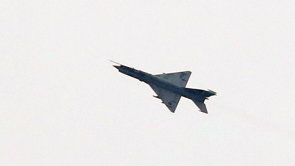 Im Westen Kubas ist ein Kampfjet vom Typ MiG-21 abgestürzt. (Symbolbild)