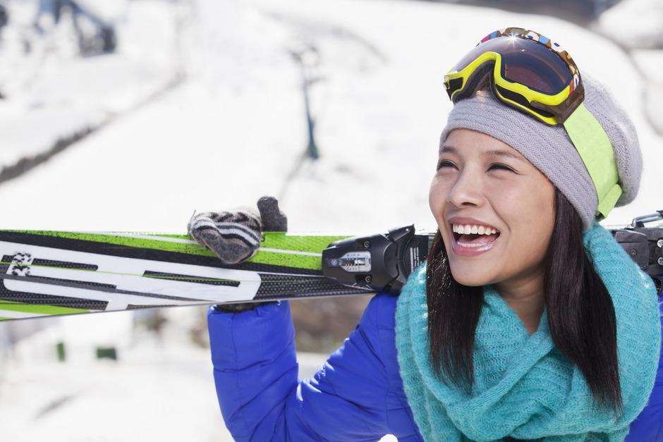 Schon bald könnten 300 Millionen Chinesen aufbrechen, um in den Alpen Ski zu fahren.