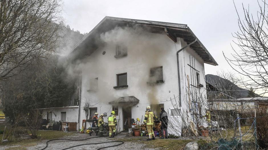 Das Feuer konnte rasch gelöscht werden.