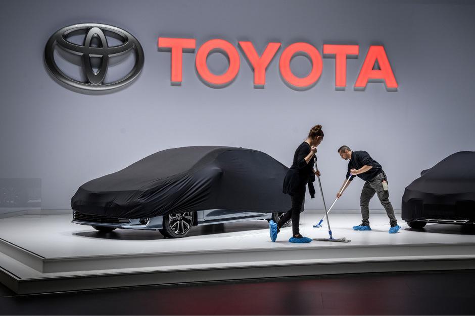 Toyota Frey Austria heißt fortan Toyota Austria.