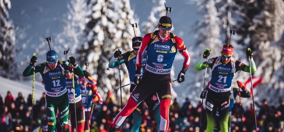Julian Eberhard reist mit Verspätung nach Schweden.
