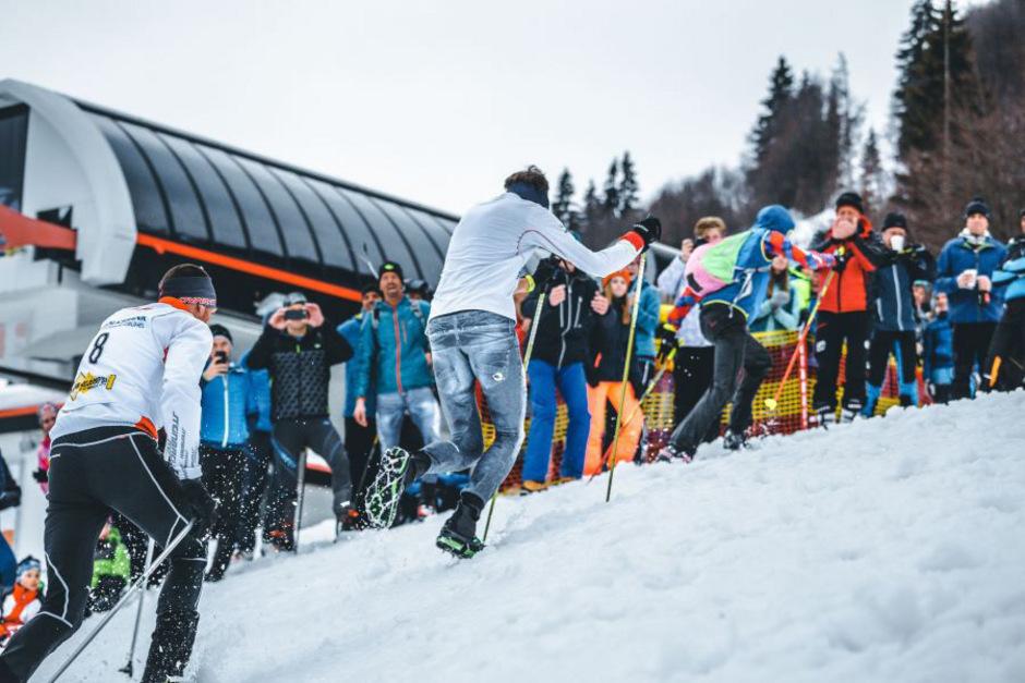 """Die erst zweite Auflage der """"GOAS Winter Challenge"""" war wieder ein großer Erfolg, 250 Teilnehmer waren am Start."""