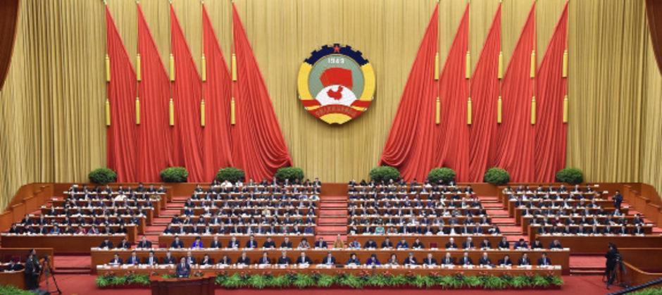 Volkskongress in Peking (Archivfoto)