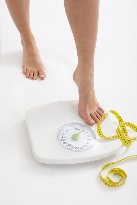 Gewichtabnahme wurde ebenfalls diskutiert.