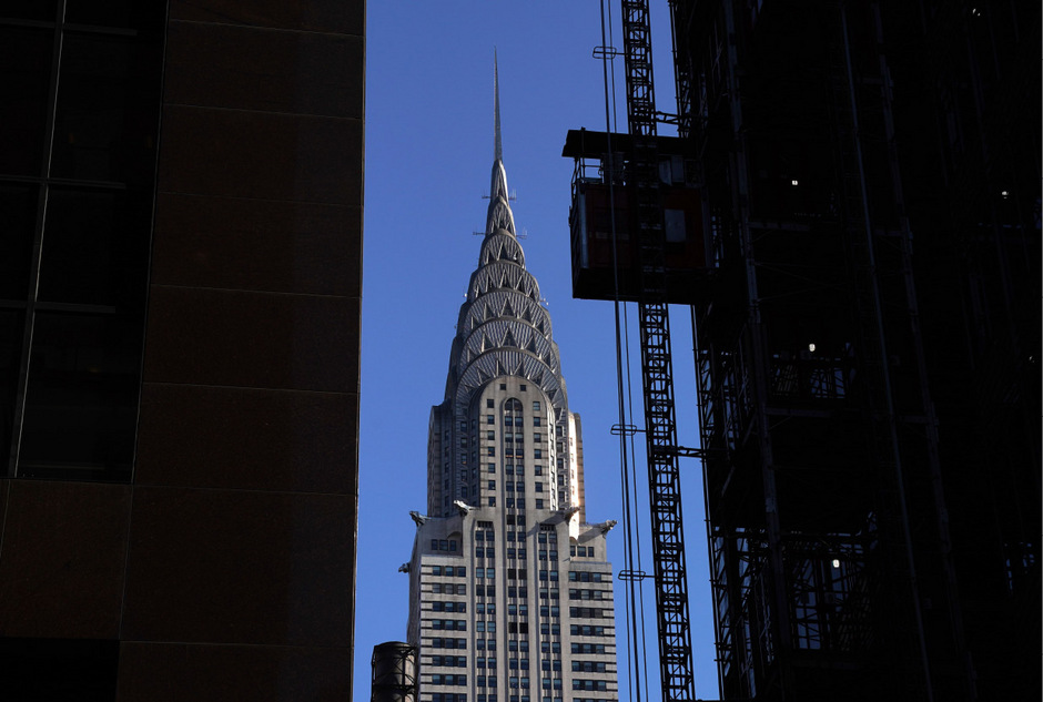 Das historische Chrysler-Building in New York hat es laut Medienberichten dem Tiroler Investor Rene Benko angetan.