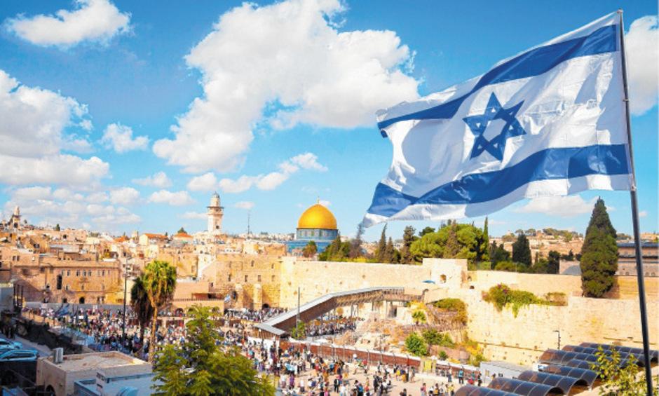 Altstadt von Jerusalem mit Felsendom und Klagemauer – ein energiegeladener, mystischer Ort, an dem kein Israelbesucher vorbeikommt.