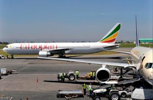 Die Boeing 737 befand sich auf einem Linienflug zwischen Addis Abeba und der kenianischen Hauptstadt Nairobi.