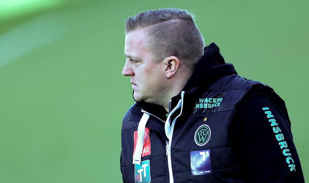 Ein paar gute Ansätze, mehr konnte Neo-Trainer Thomas Grumser in Pasching nicht beobachten.