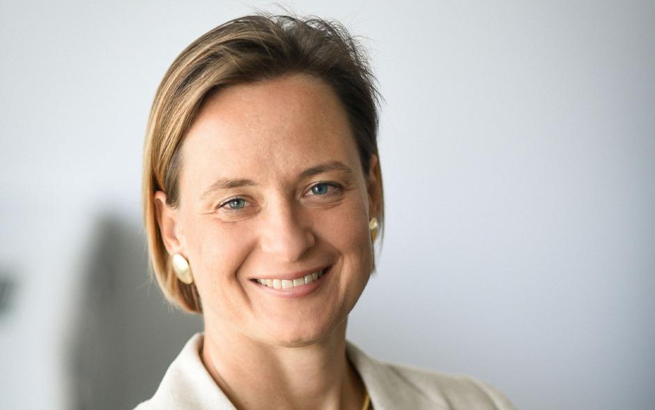 Iris Ortner begann ihre Karriere auf einer Baustelle in Polen und damit in einem schwierigen Umfeld. Dass Männer lieber mit Männern arbeiten, hält sie für ein Gerücht.