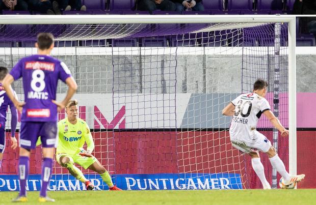 Manfred Fischer sorgte mit seinem Treffer zum 3:1 für die Entscheidung zugunsten Altachs.