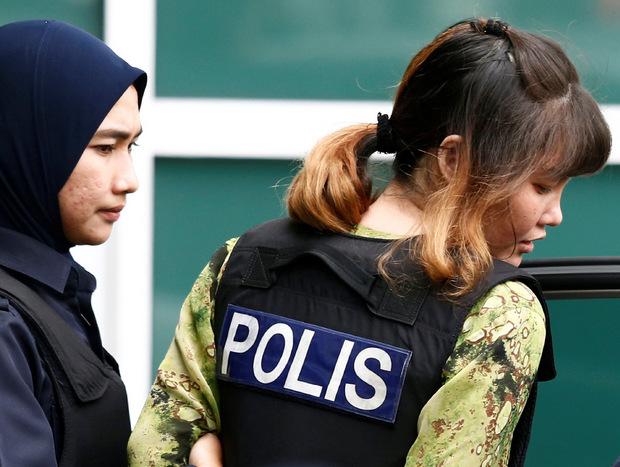 Kommt auch die angeklagte Vietnamesin  Doan Thi Huong frei?