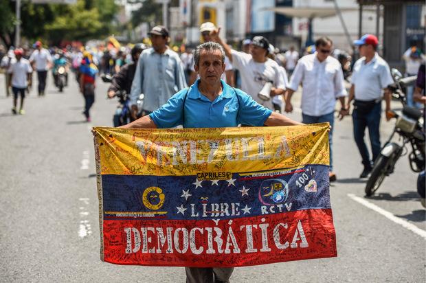 Die Opposition in Venezuela gewinnt allerdings zunehmend an Macht und Einfluss.