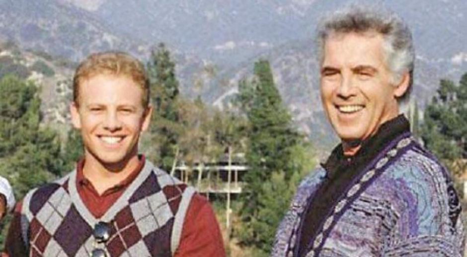 """Beverly Hills, 90210""-Star Ian Ziering trauert um seinen ehemaligen Serien-Vater Jed Allan."