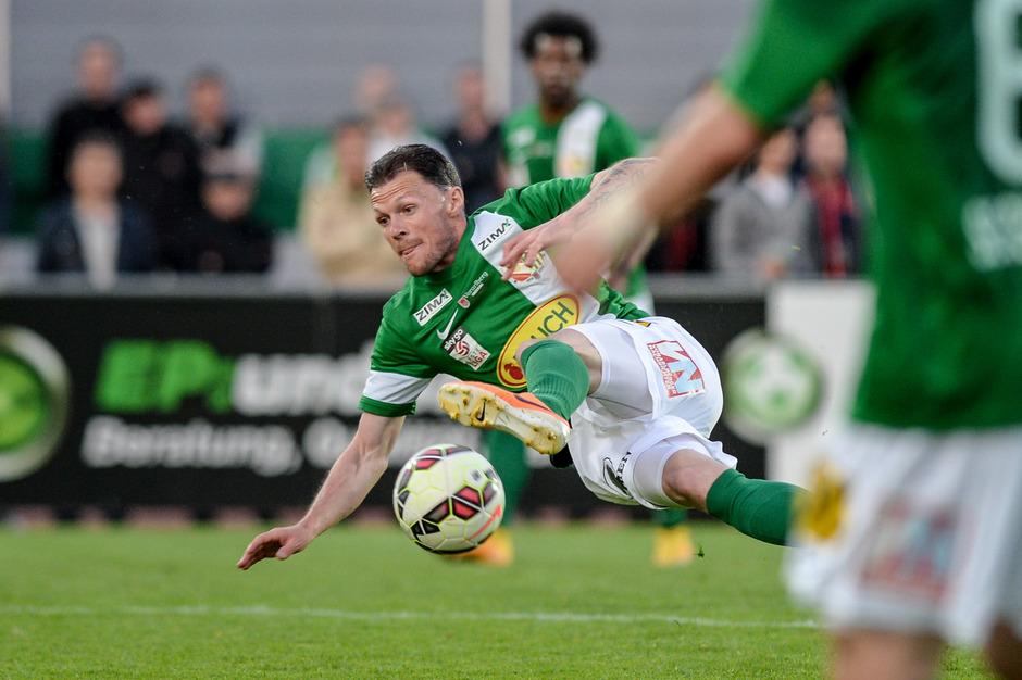 Die Behörden nahmen nicht zuletzt den Transfer Marcel Schreters zu Austria Lustenau (2013) unter die Lupe.
