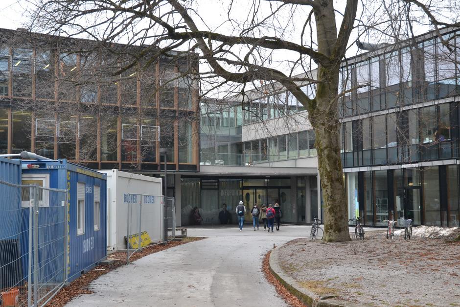 Die Fachhochschule hat rund 2000 Studierende und will in den nächsten Jahren weiterwachsen.