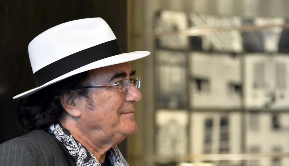 Sänger Al Bano Carrisi.