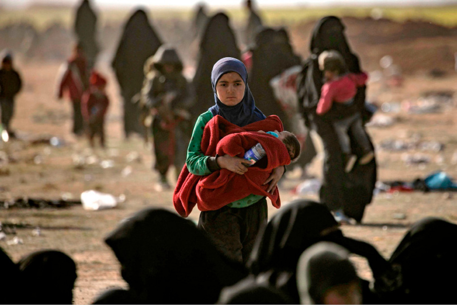 Laut einem Bericht, den die Kinderrechtsorganisation Save the Children am Montag veröffentlichte, fühlt sich jedes dritte Kind in den vom Krieg zerstörten Regionen Syriens unsicher, verzweifelt und allein.