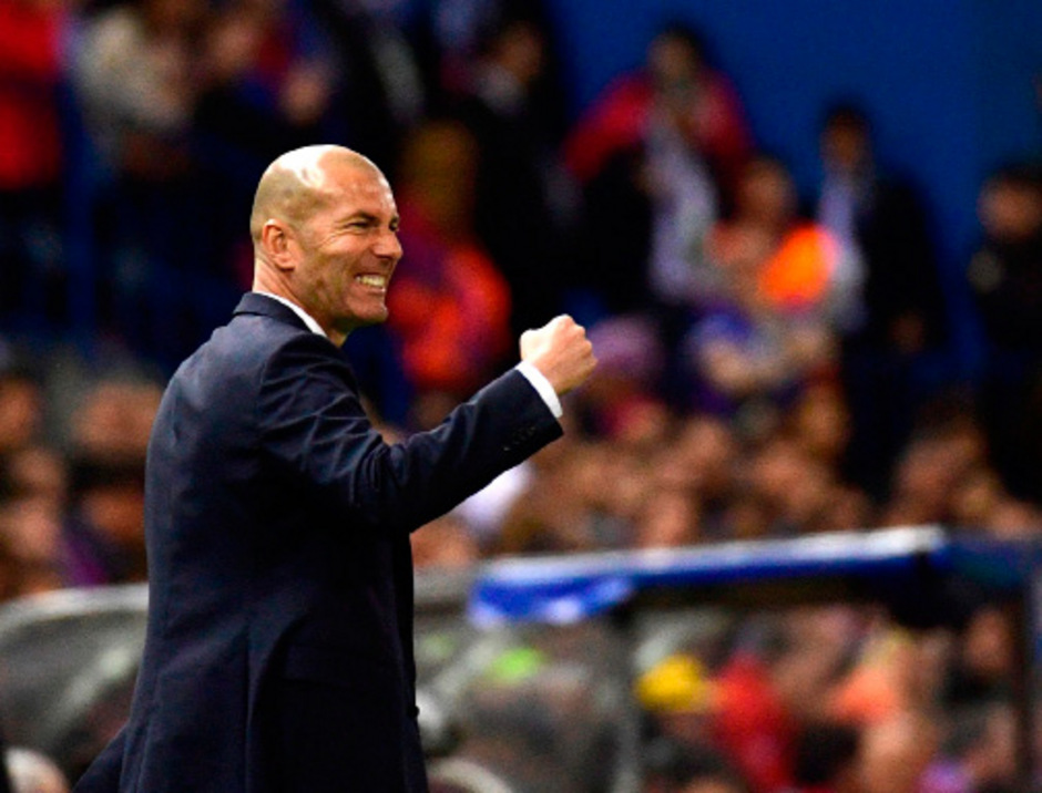 """Zidane ist ab sofort wieder Trainer der """"Königlichen""""."""