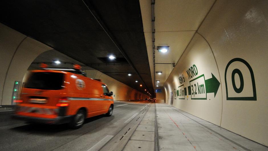 Roppener Tunnel (Symbolfoto).