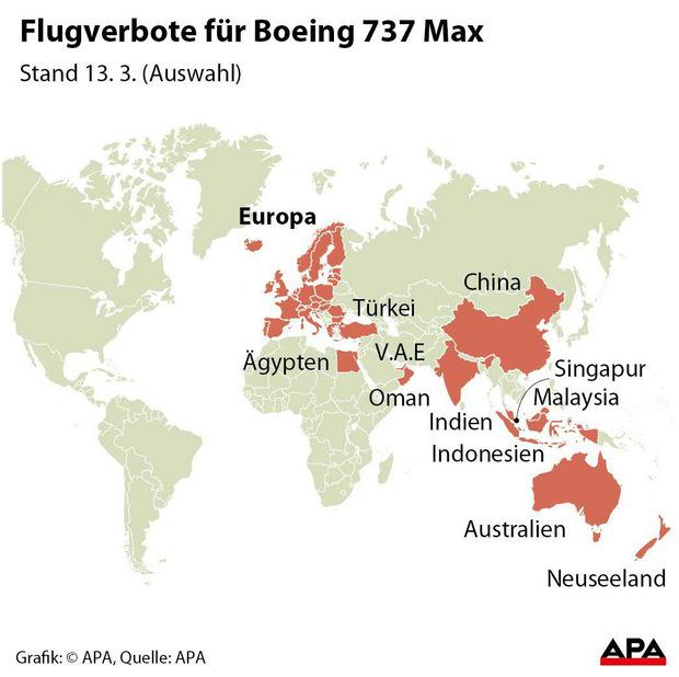Boeing Flugverbote: Das sind die Auswirkungen für Urlauber