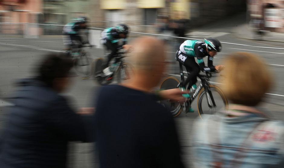 Für das Bora-Team verlief der Auftakt bei Tirreno-Adriatico nicht nach Wunsch.