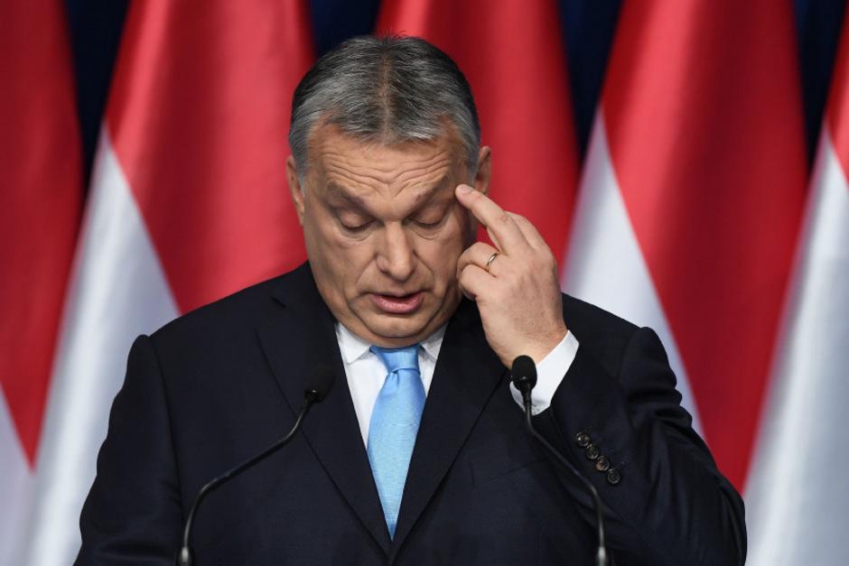 Der ungarische Regierungschef Viktor Orban.
