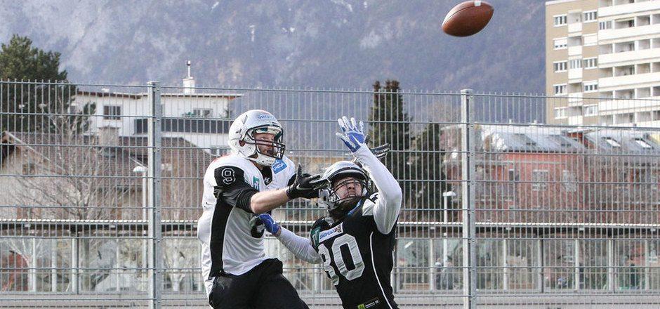 Der Sport mit dem Eierlaberl wird seit dieser Woche auch im Stubaital praktiziert. Daraus wollen die Raiders Kapital schlagen.