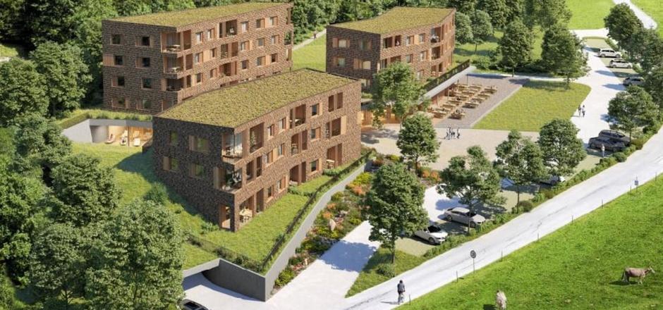 """Das ist der Plan für die """"All-Suite Residence Karwendel"""". Die Gemeinde hat sogar die Anzahl der erlaubten Freizeitwohnsitze erhöht."""