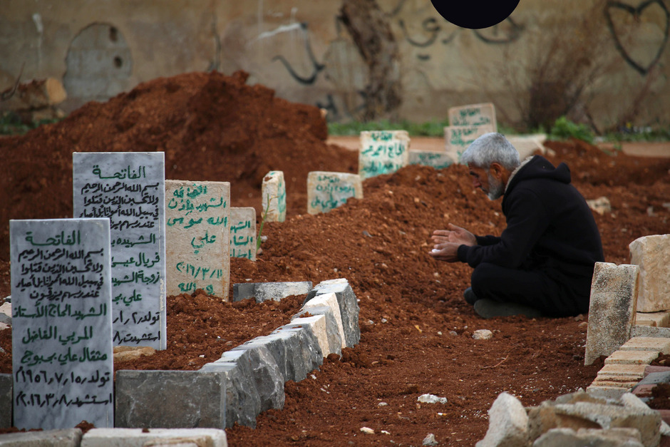 Hunderttausende Menschen wurden im Syrien-Krieg bereits getötet.