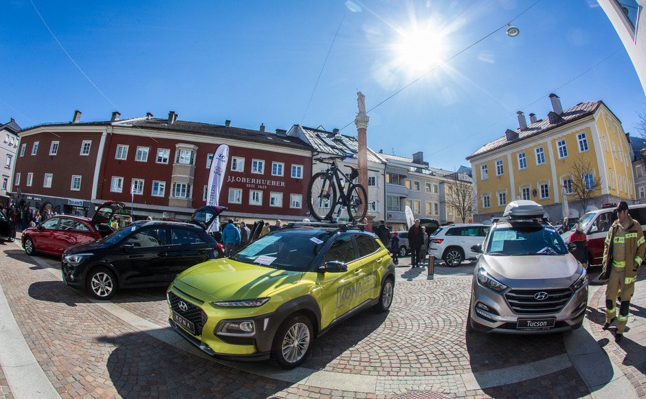 Die Osttiroler Autobranche präsentiert sich am 29. und 30. März in der Lienzer Innenstadt.