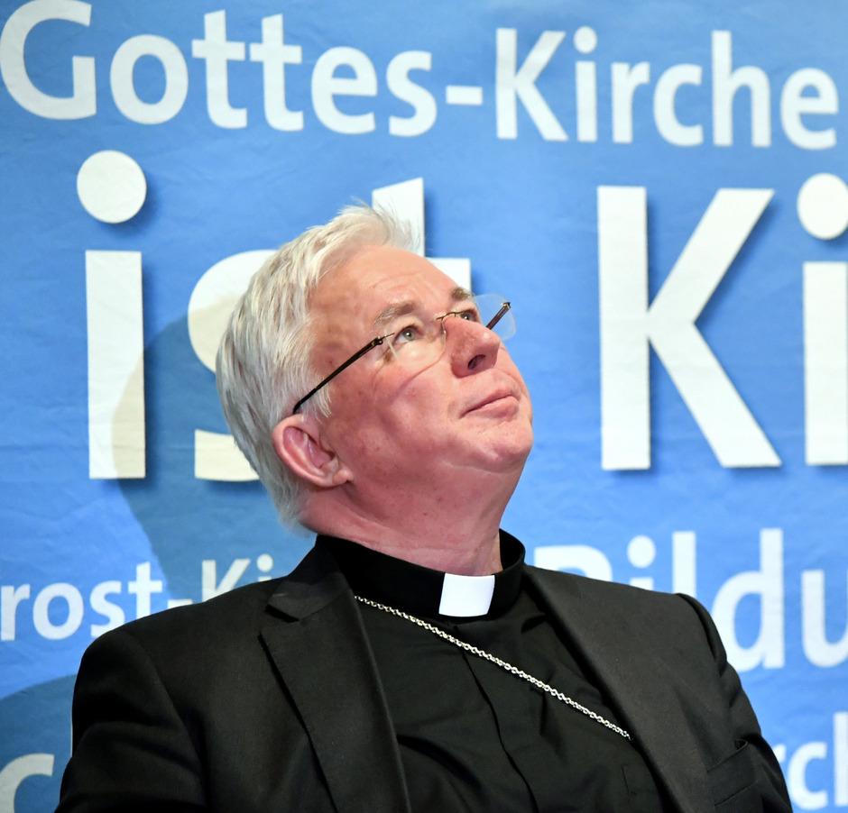 Alois Schwarz war von 2001 bis 2018 Bischof in Klagenfurt.