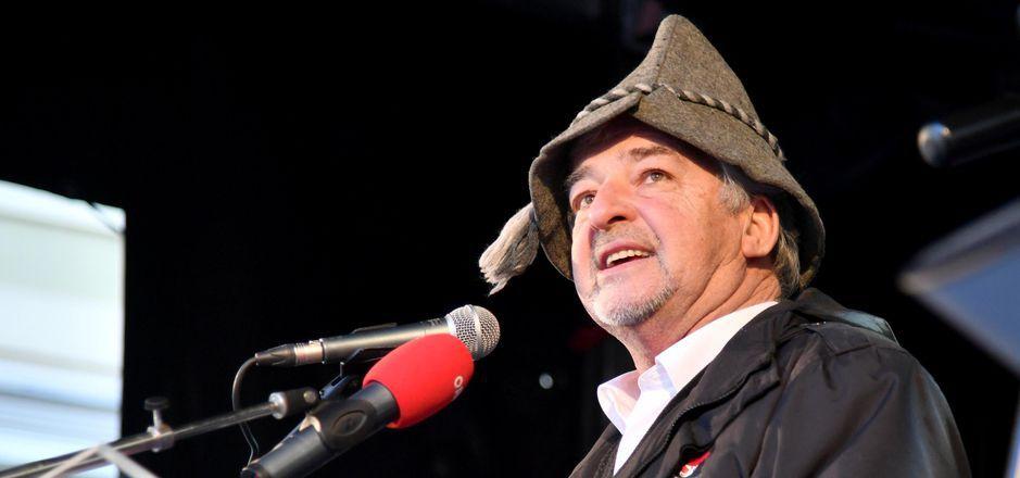 Manfred Tisal kandidiert bei der EU-Wahl für die FPÖ.