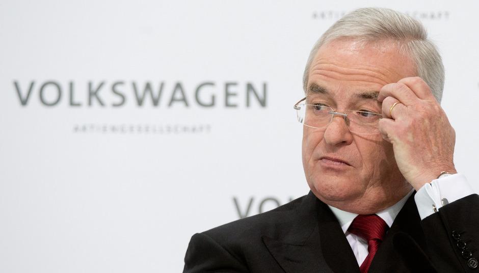 Ex-Konzernchef Martin Winterkorn