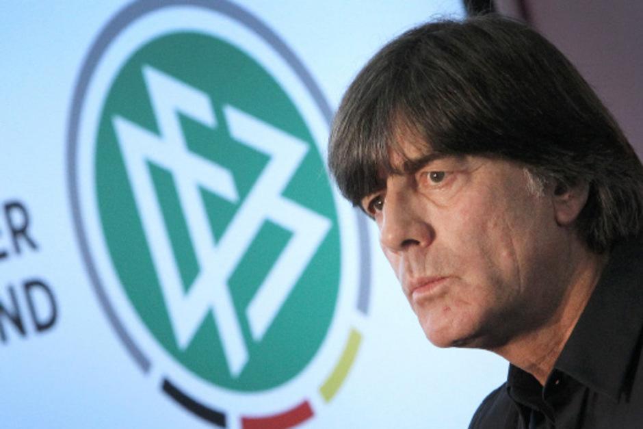 Vertraut auf neue Kärfte im DFB-Team: Joachim Löw.