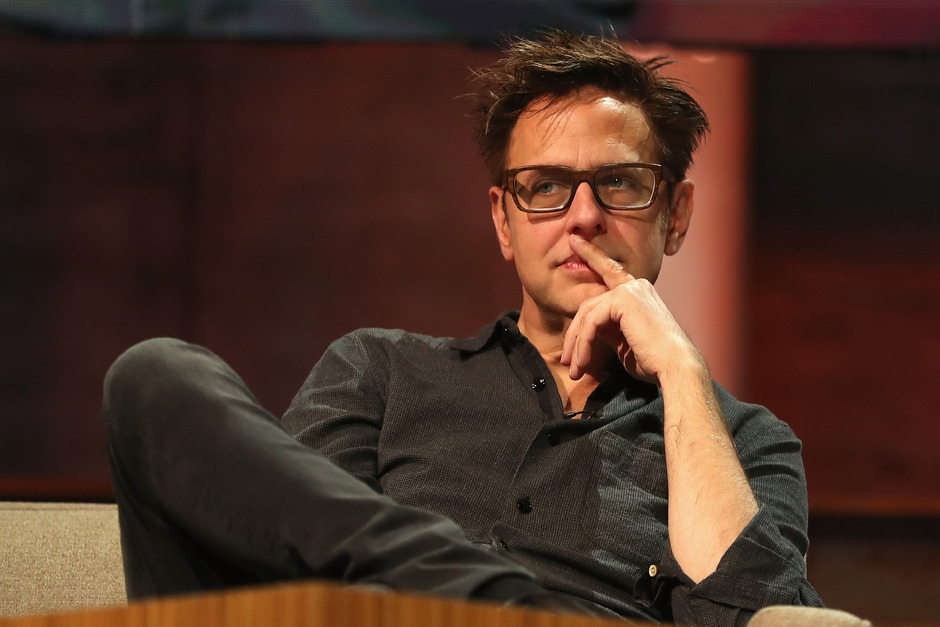 US-Regisseur James Gunn.