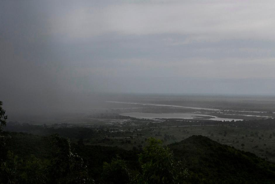 In Mosambik forderte der Zyklon 66 Menschenleben.