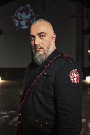 Frontman Gregorij Alexandrowitsch Makazaria