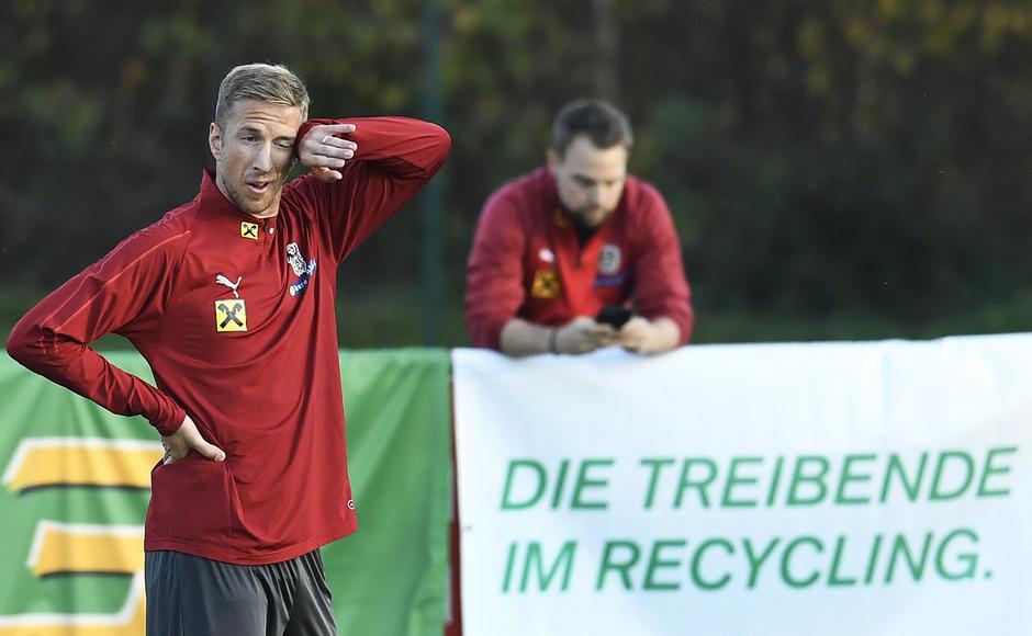 Marc Janko darf noch einmal zum Team.