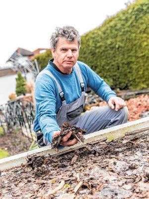 Herbert Jordan (Obmann Obst- und Gartenbauverein) in Birgitz.