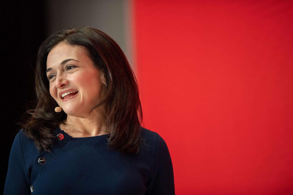 Facebook-Geschäftsführerin Sheryl Sandberg.