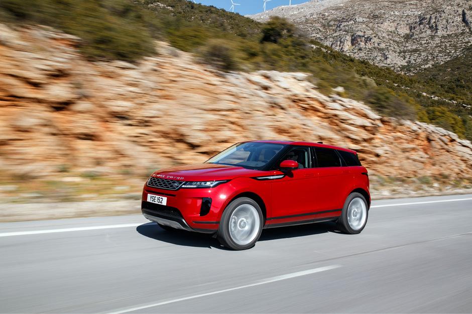 Land Rover will den Erfolg des ersten Range Rover Evoque fortsetzen – mit der zweiten Generation.