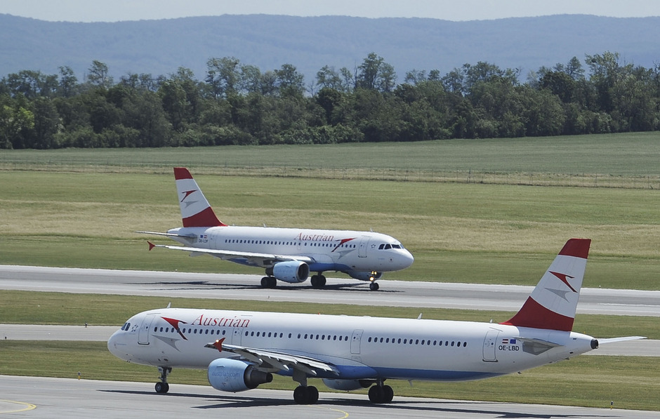 Um den Bau einer dritten Piste auf dem Flughafen Schwechat tobt seit Jahren ein Streit.