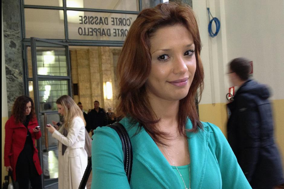 Iman Fadil auf einem Bild aus dem Jahr 2012.