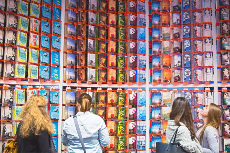 Aus Österreich haben sich 173 Aussteller mit ihren aktuellen Programmen zur Leipziger Buchmesse angekündigt.